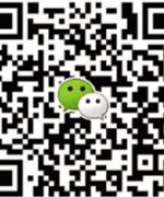 VOFU沃尔夫微信公众号二维码