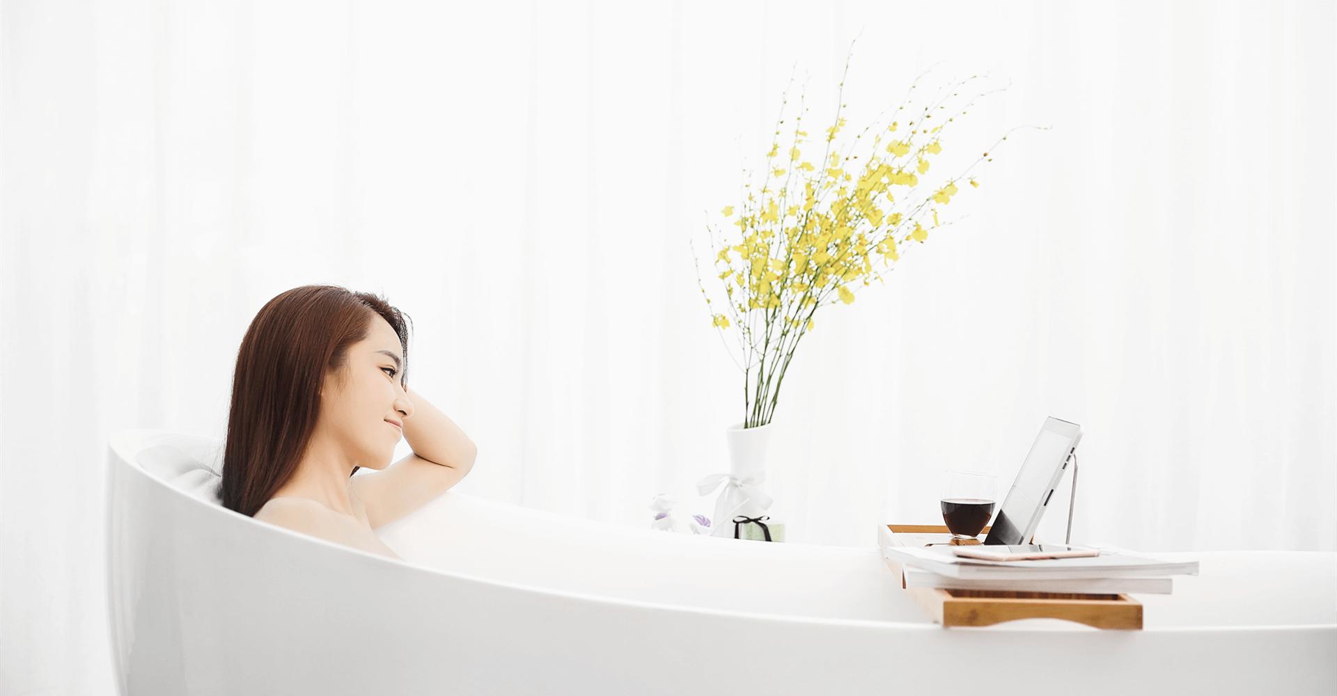 楠竹浴缸架 | 竹制浴缸阅读架 | 浴缸手机支架 | 浴缸ipad平板支架