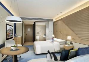 香港海洋公园万豪酒店应急手电筒是哪家的产品