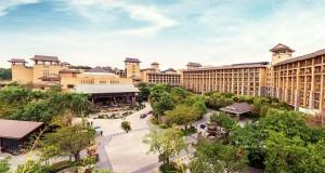 广州长隆熊猫酒店订购VOFU®沃尔夫壁挂式消防应急手电筒1500套