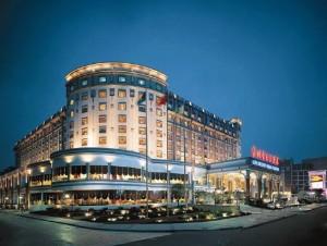 台州开元大酒店订购VOFU壁挂可充电式应急消防手电筒400套