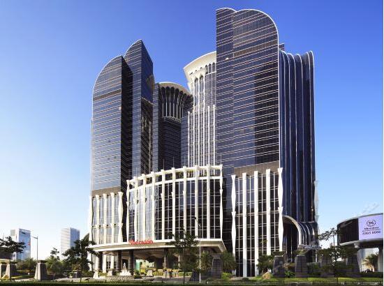 深圳大中华喜来登酒店订购VOFU®沃夫伍德壁挂可充电式应急消防手电筒100余套