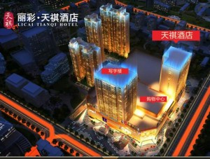 咸阳丽彩天祺酒店订购VOFU@沃夫伍德VSD-01壁挂可充电式手电筒330套