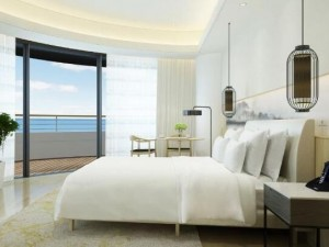广州南沙花园酒店订购VOFU®沃夫伍德VSD-01壁挂可充电式应急消防手电筒385套